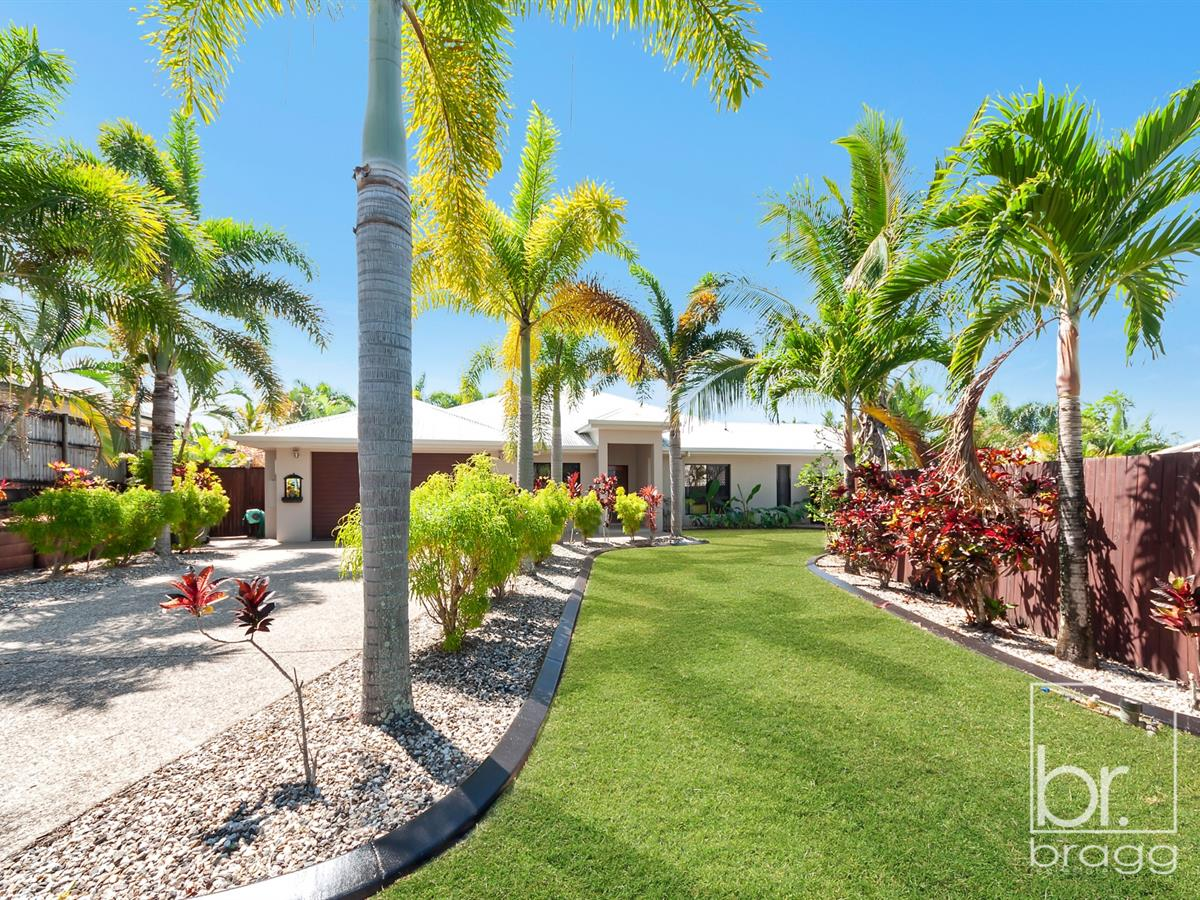 Relax in your private slice of paradise!