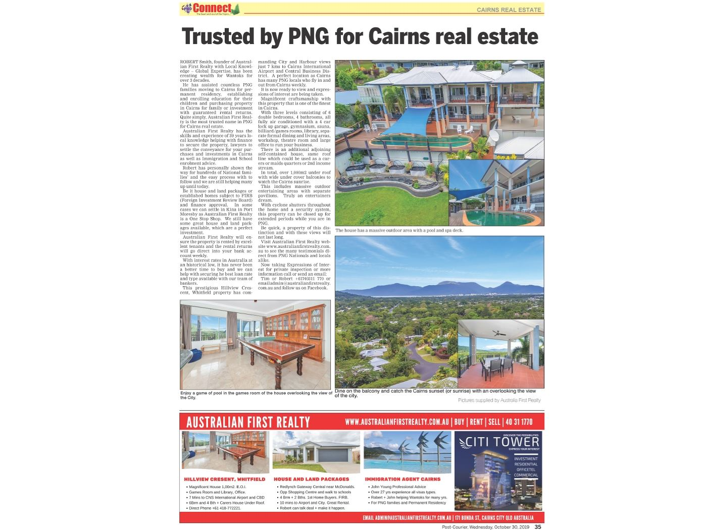 Trusted by PNG