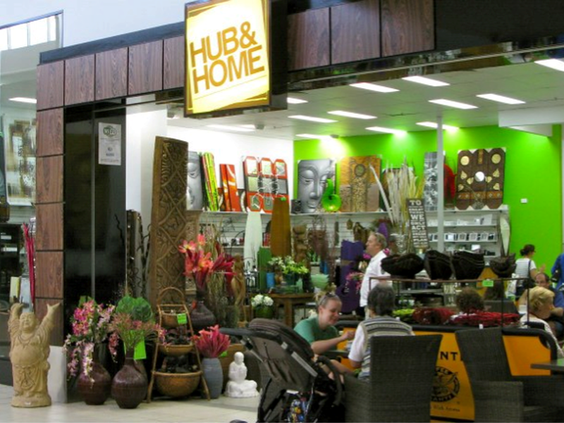 COFFEE HUB & HOME