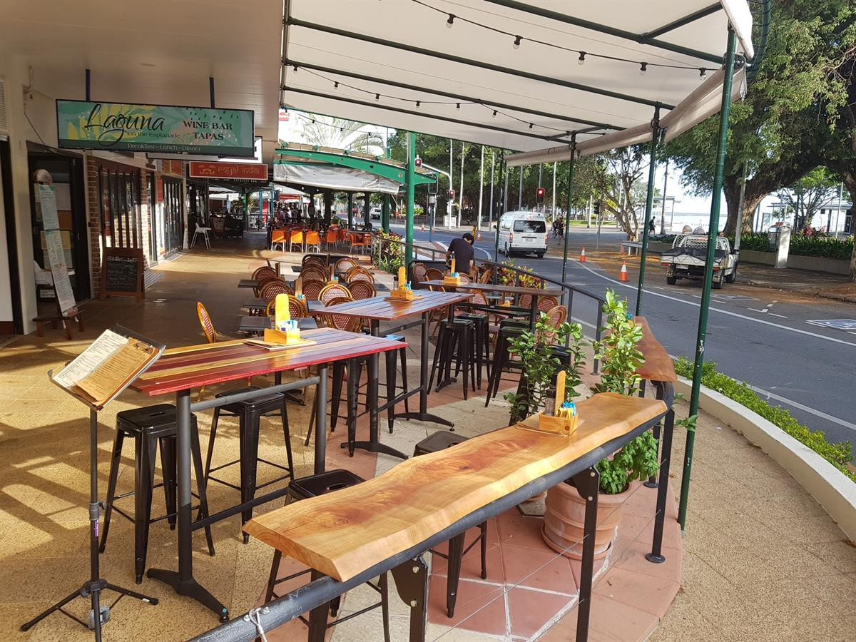 LAGUNA CAFE CAIRNS FOR SALE