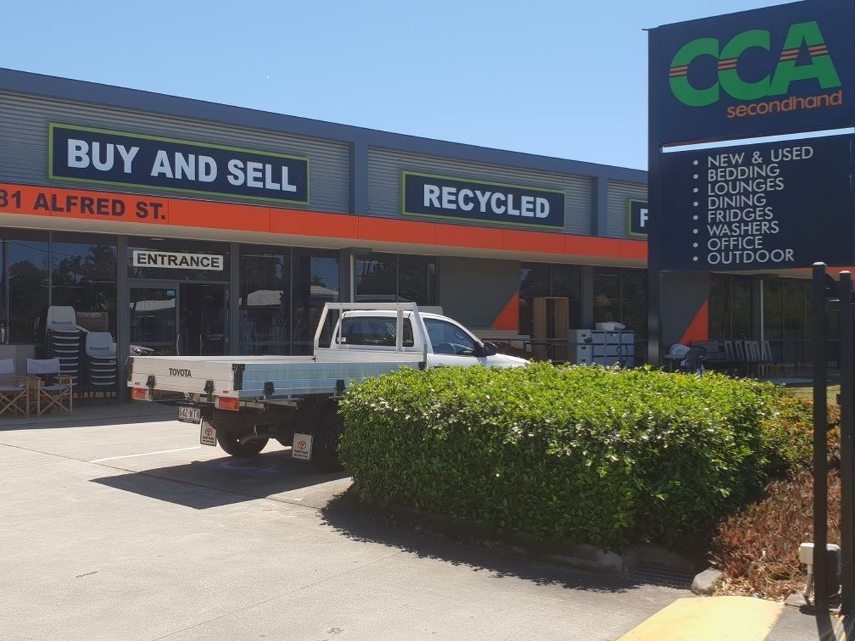CCA SECONDHAND & REMOVALS CAIRNS