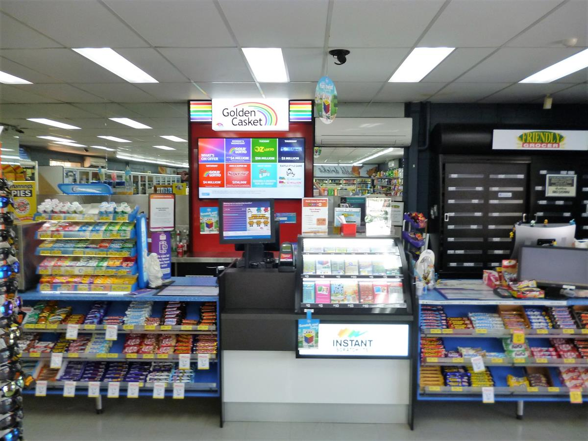 OLLYS FRIENDLY GROCER MT SHERIDAN CAIRNS