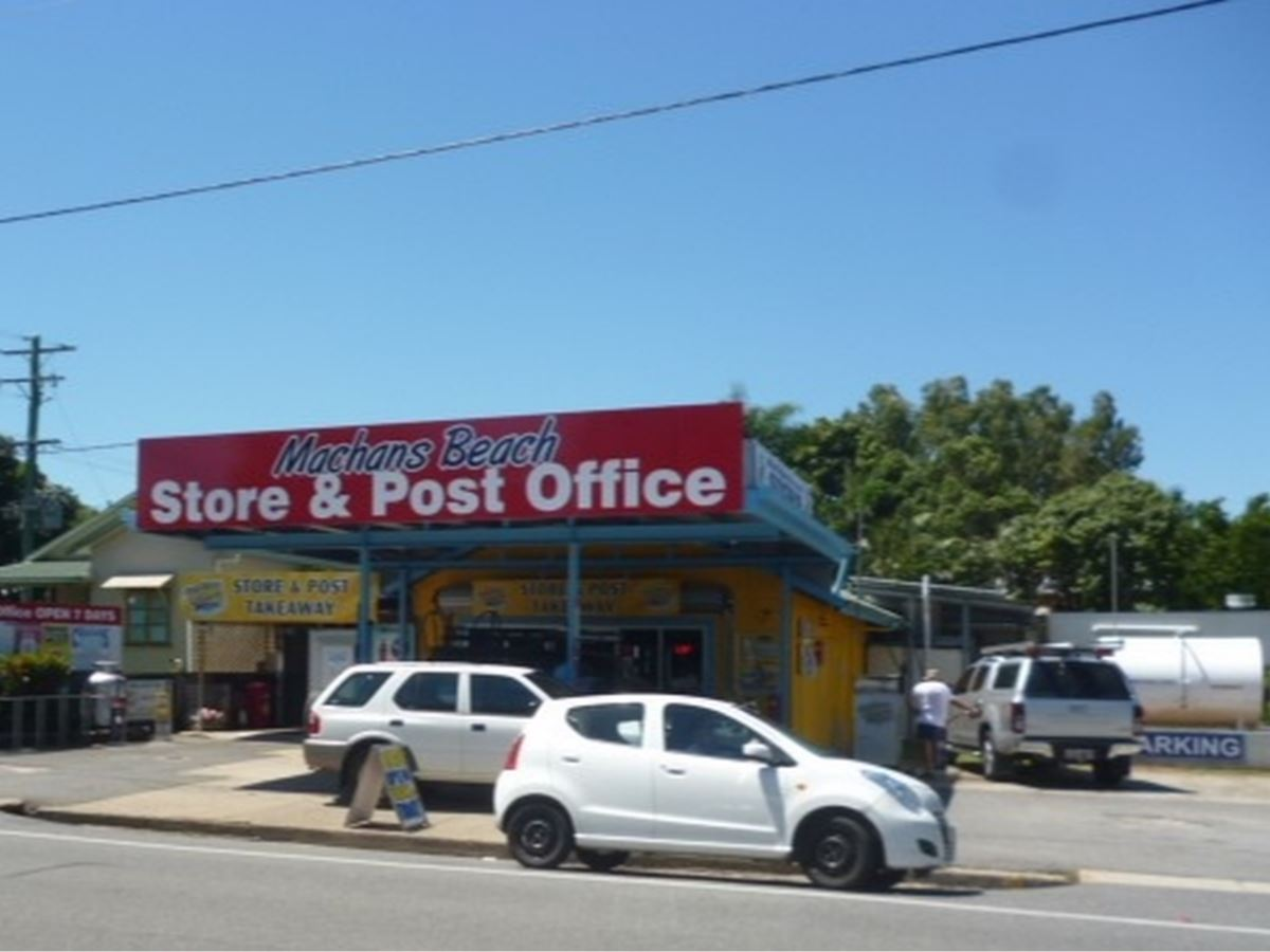 MACHANS BEACH STORE & POST OFFICE