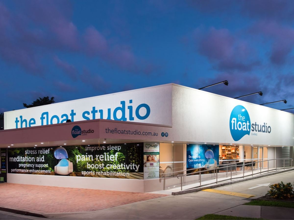 THE FLOAT STUDIO CAIRNS
