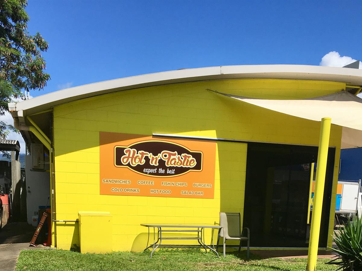 BOOMING INDUSTRIAL TAKEAWAY IN CAIRNS