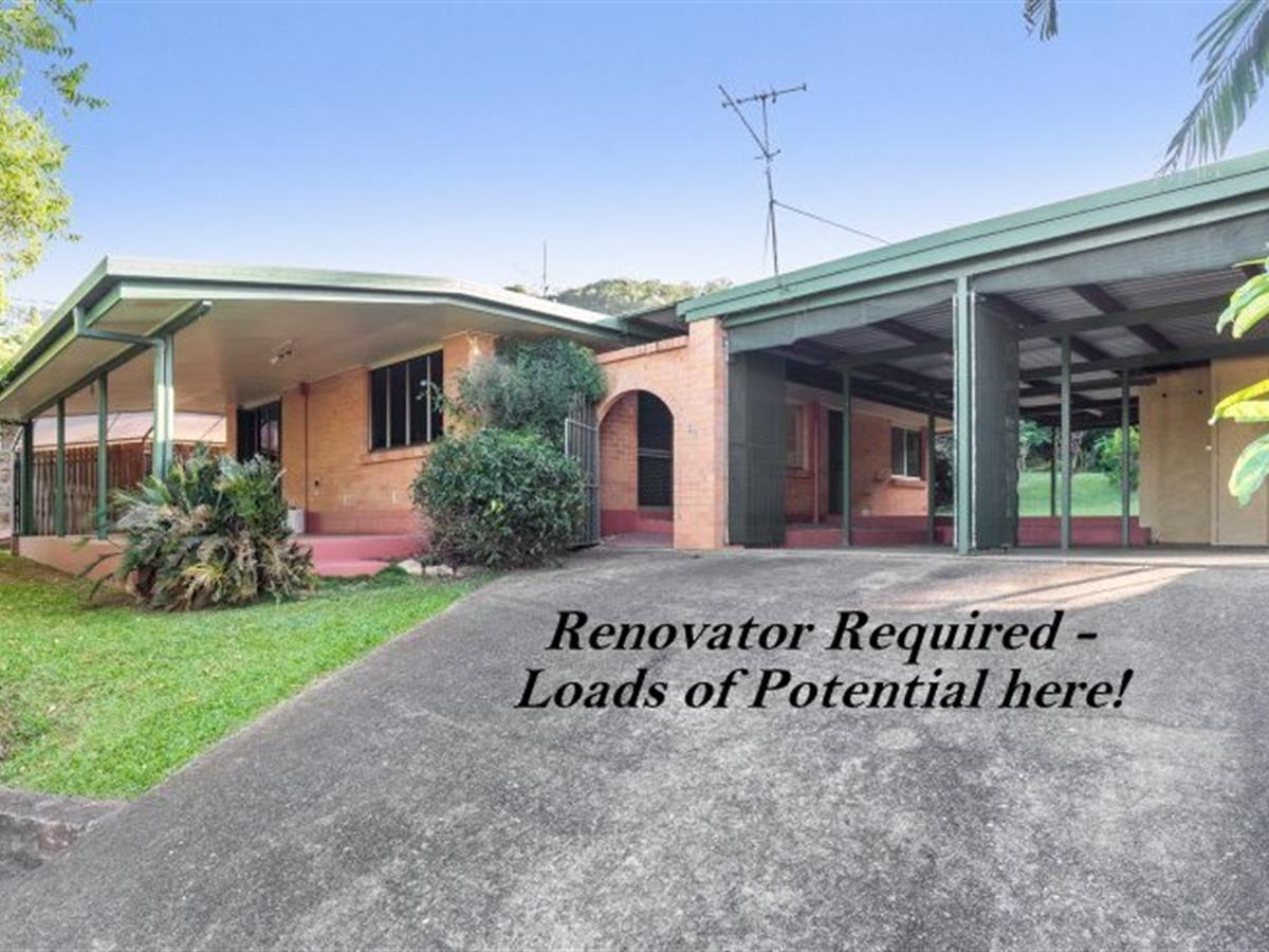 Renovator Required